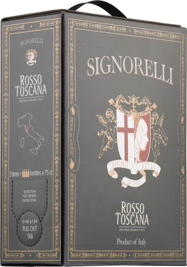 Signorelli Rosso Toscana 2014 lådvin