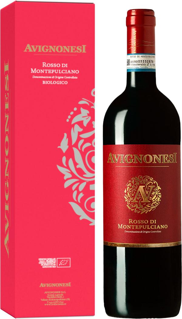 Avignonesi Rosso di Montepulciano 2017 presentförpackning