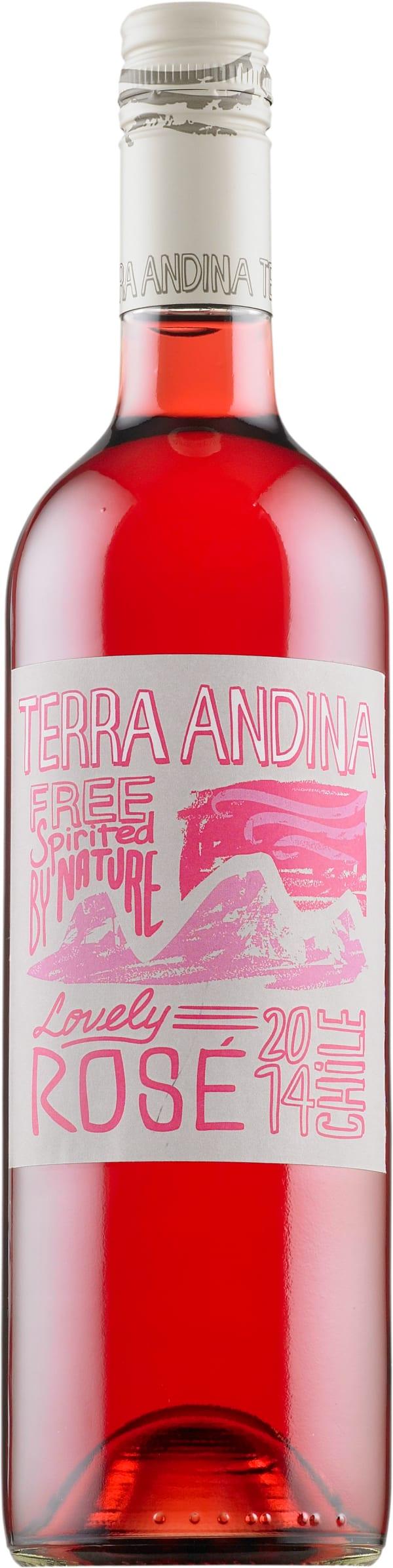 Terra Andina Lovely Rosé 2018