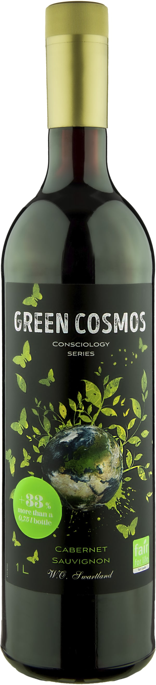 Consciology Cabernet Sauvignon 2017 plastic bottle