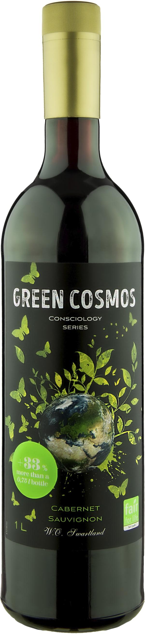Green Cosmos Consciology Series 2020 plastic bottle