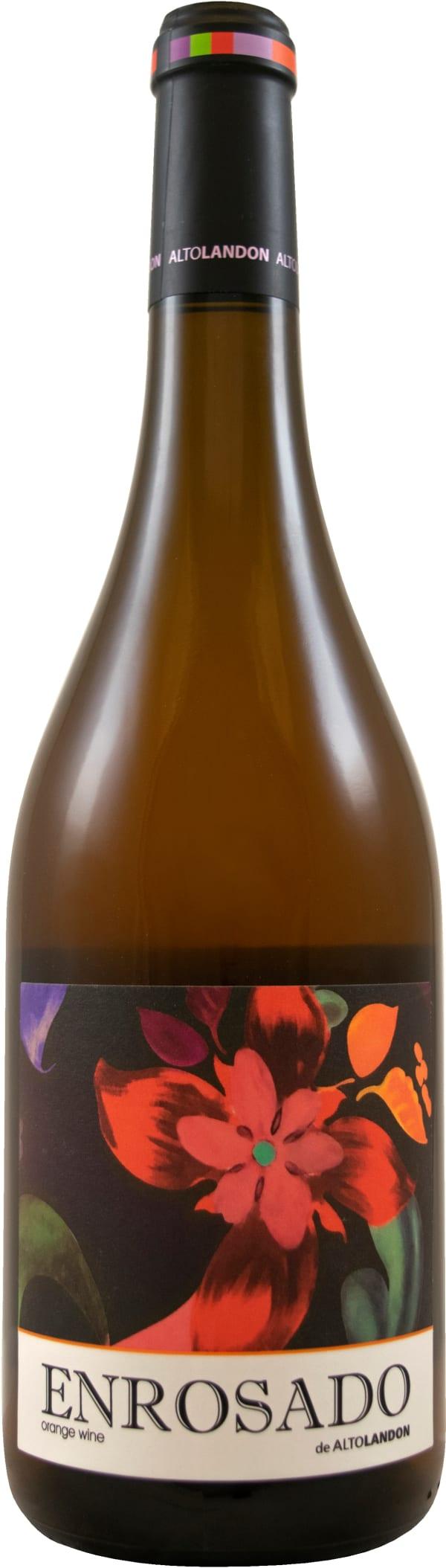 Enrosado de Altolandon Orange Wine 2018