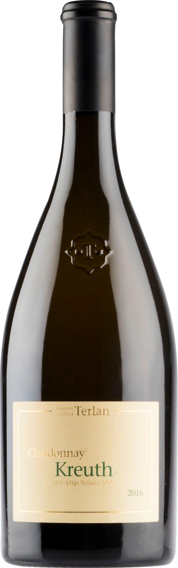 Cantina Terlan Kreuth Chardonnay 2016