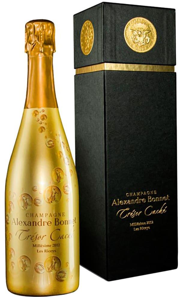 Alexandre Bonnet Trésor Caché Millésime Champagne Brut 2012