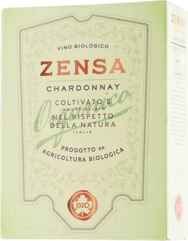 Zensa Chardonnay Organico 2019 lådvin