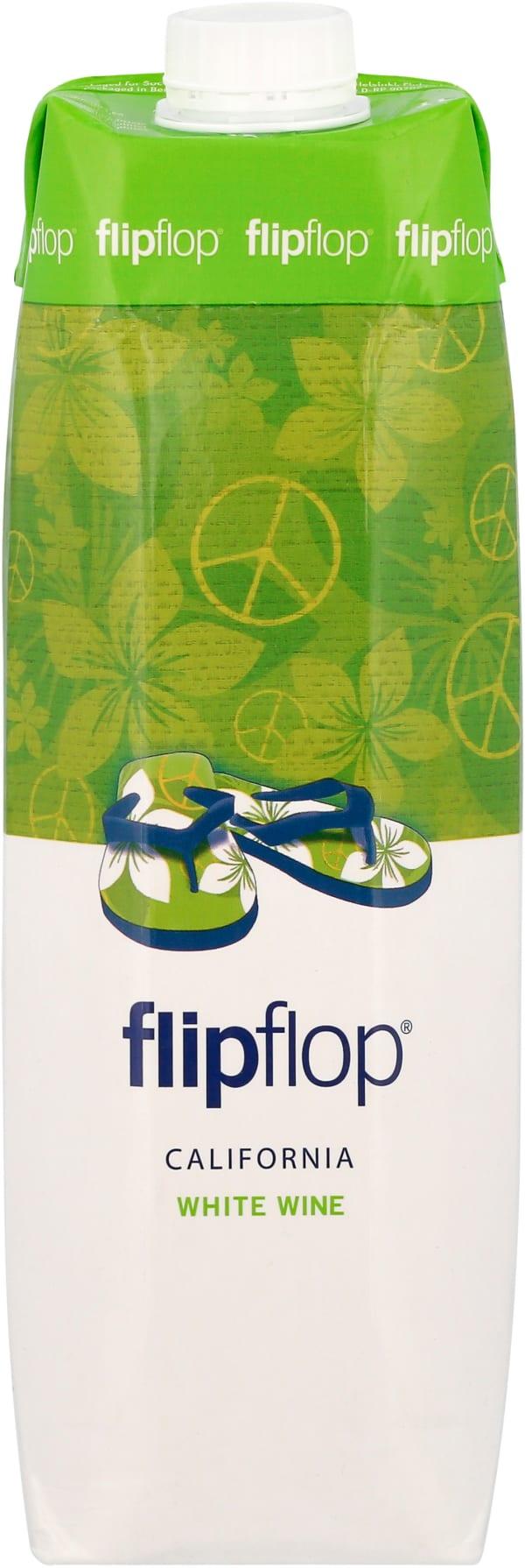 FlipFlop Californian White 2018 kartongförpackning