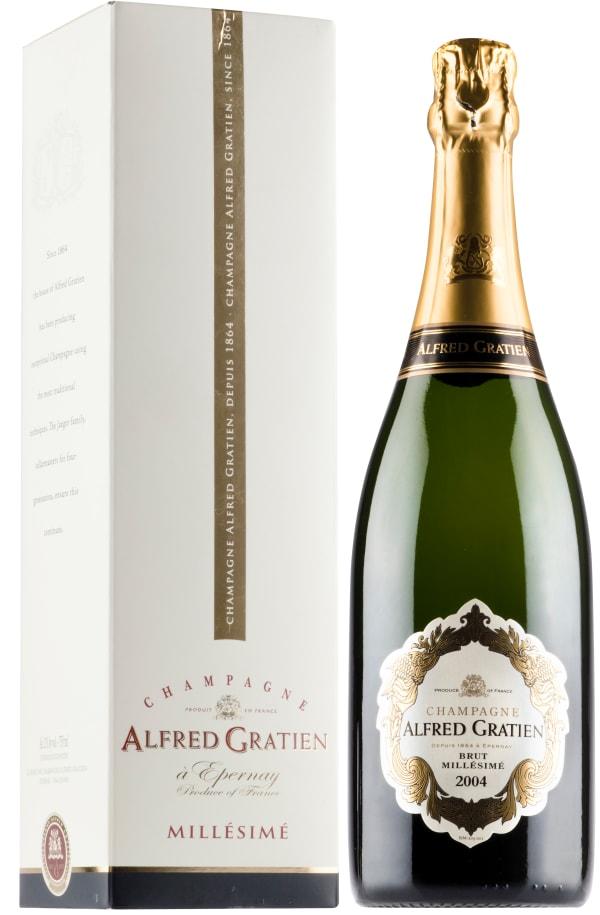 Alfred Gratien Millésimé Champagne Brut 2004