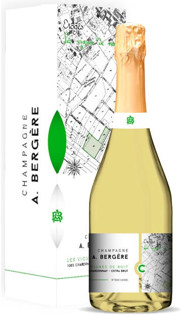 A. Bergère Les Vignes de Nuit 100% Chardonnay Champagne Extra Brut