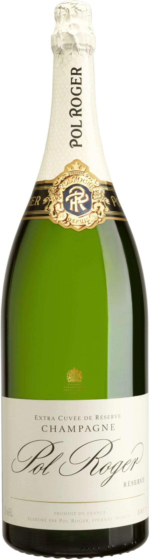 Pol Roger Réserve Champagne Brut, Jeroboam