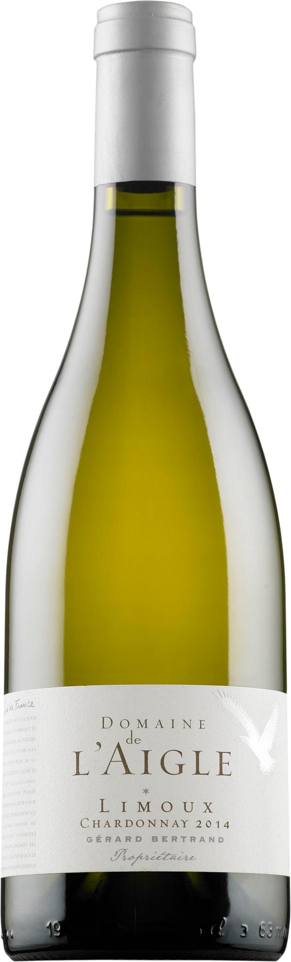 Domaine de l'Aigle Limoux Chardonnay 2015