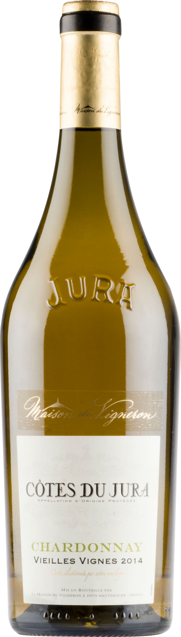 La Maison du Vigneron Vieilles Vignes Jura Chardonnay 2014