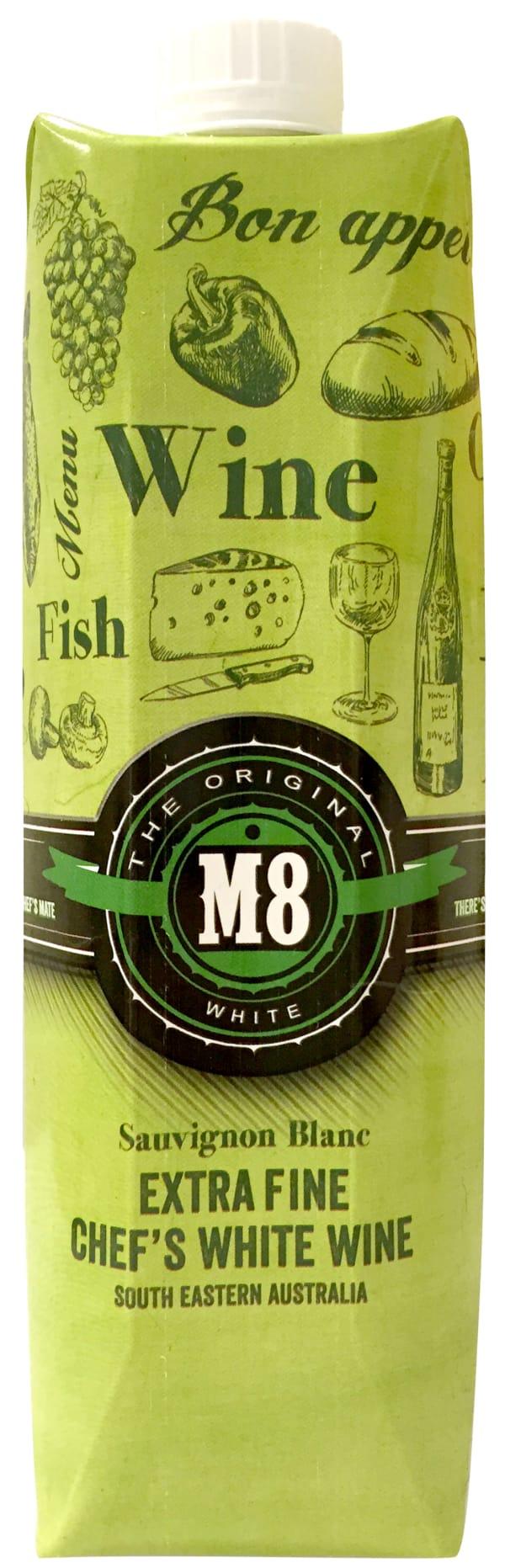The Original M8 Sauvignon Blanc 2020 carton package