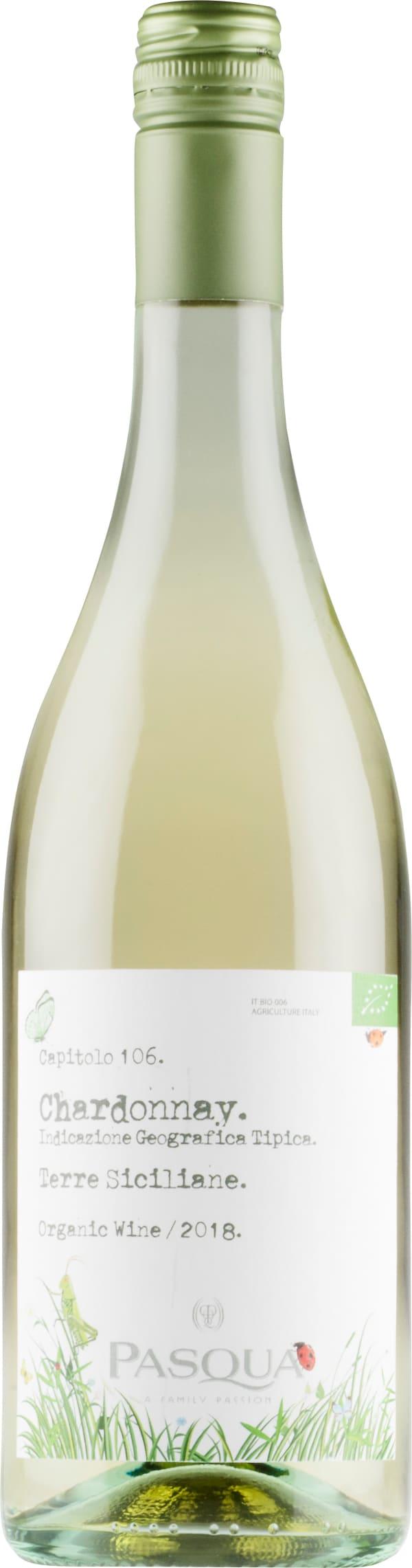 Pasqua Chardonnay Organic 2018
