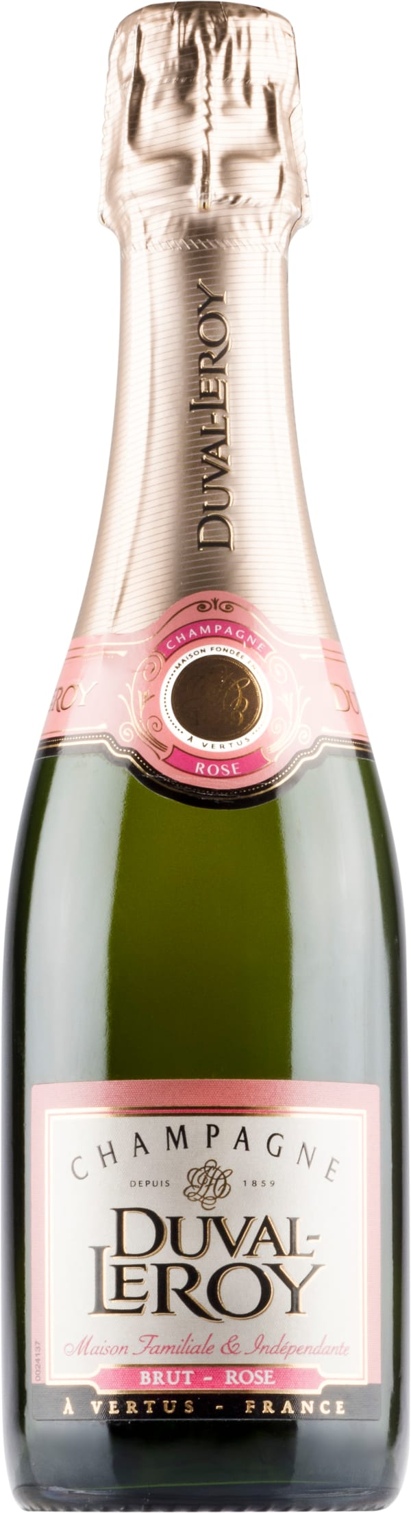 Duval-Leroy Rosé Champagne Brut