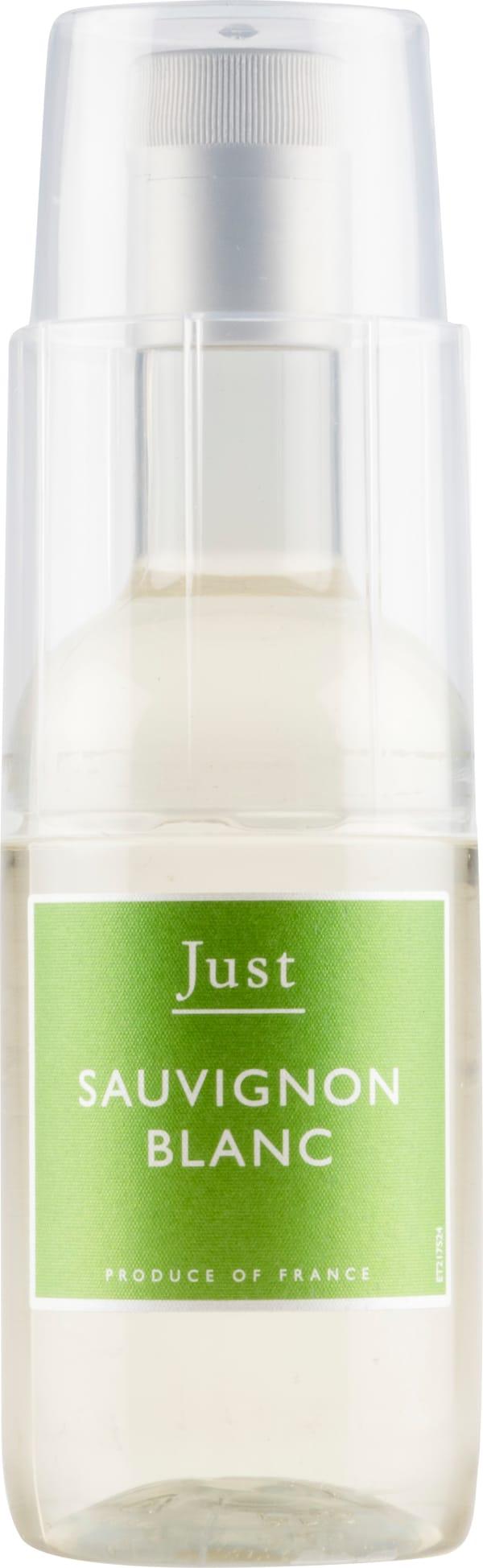 Just Sauvignon Blanc plastic bottle