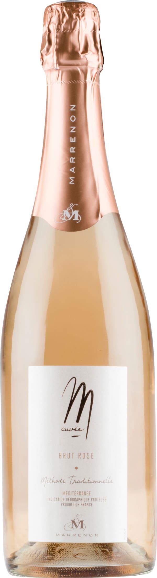 Marrenon Cuvée M Rosé Brut