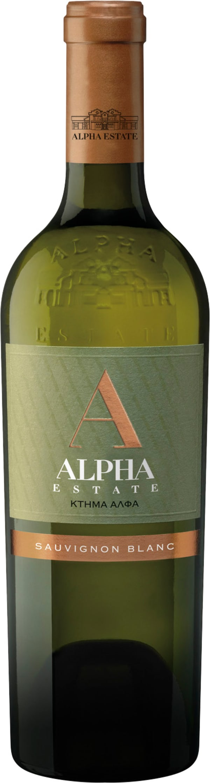 Alpha Estate Sauvignon Blanc 2017
