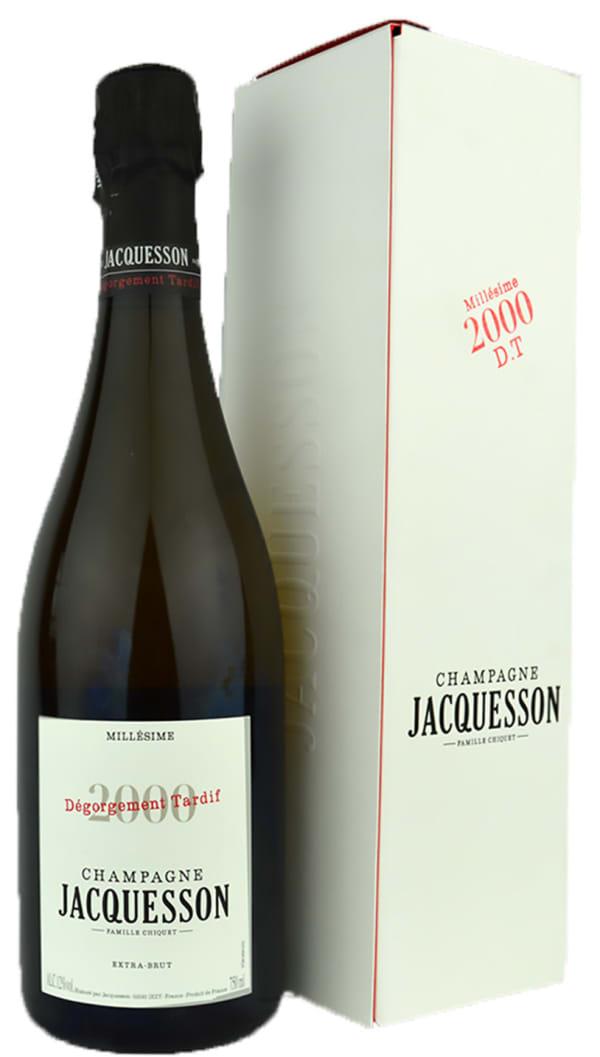 Jacquesson Millésime Dégorgement Tardif Champagne Extra-Brut 2000