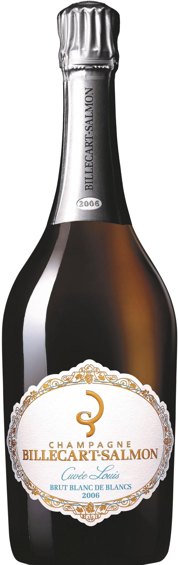 Billecart-Salmon Cuvée Louis Blanc de Blancs Champagne Brut 2006
