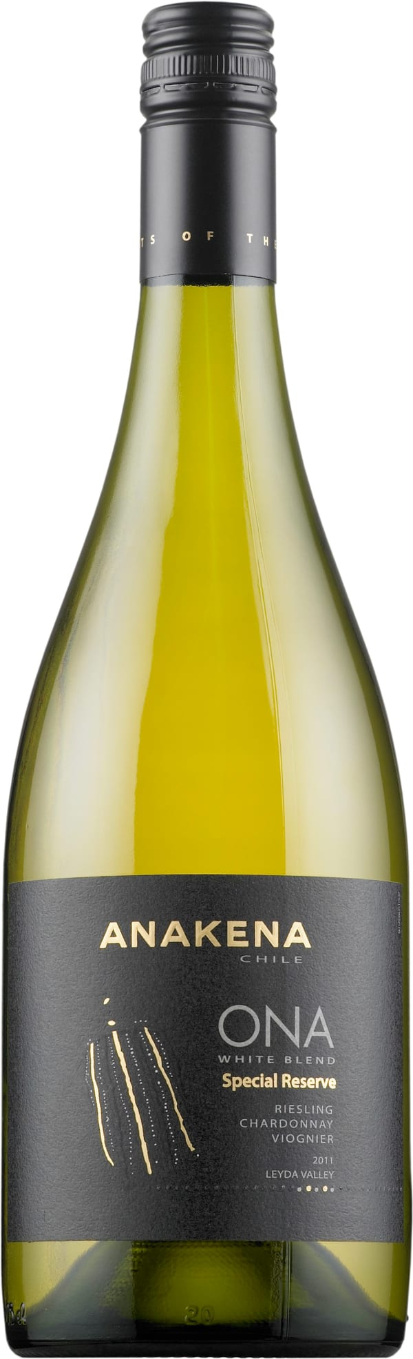 Anakena Ona Special Reserve Riesling Chardonnay Viognier 2014