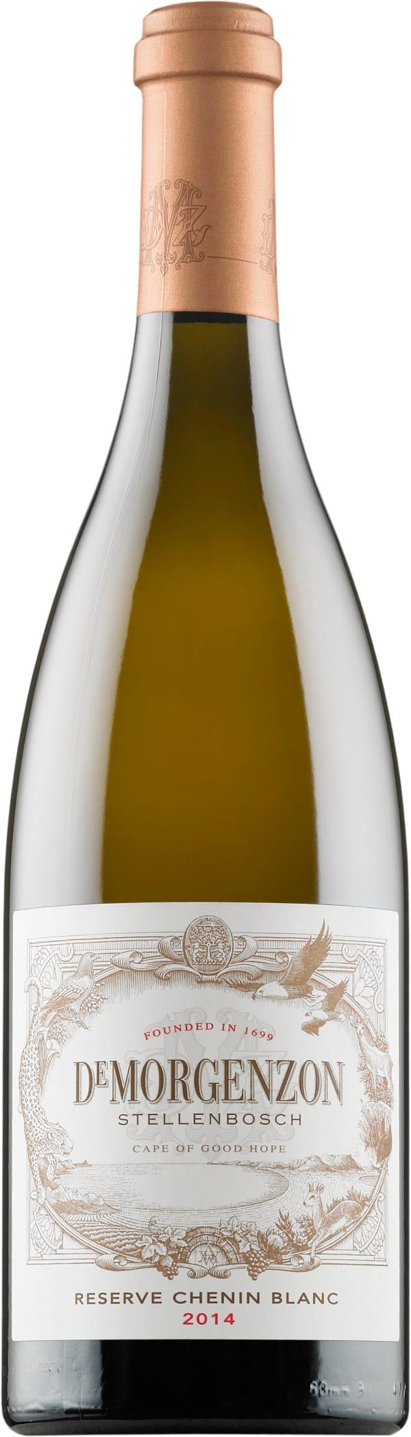DeMorgenzon Reserve Chenin Blanc 2014