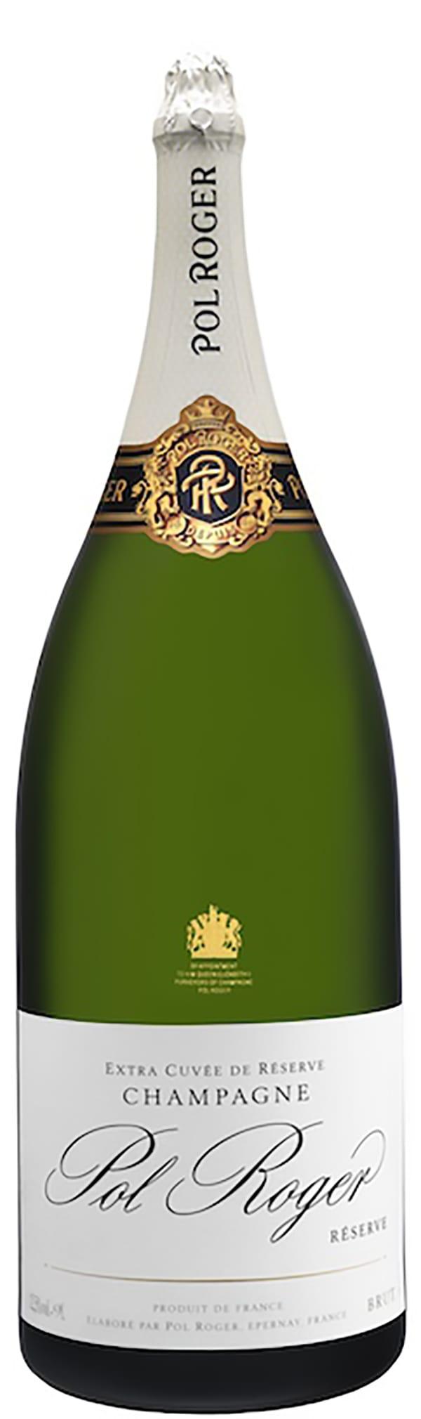 Pol Roger Réserve Champagne Brut Salmanazar