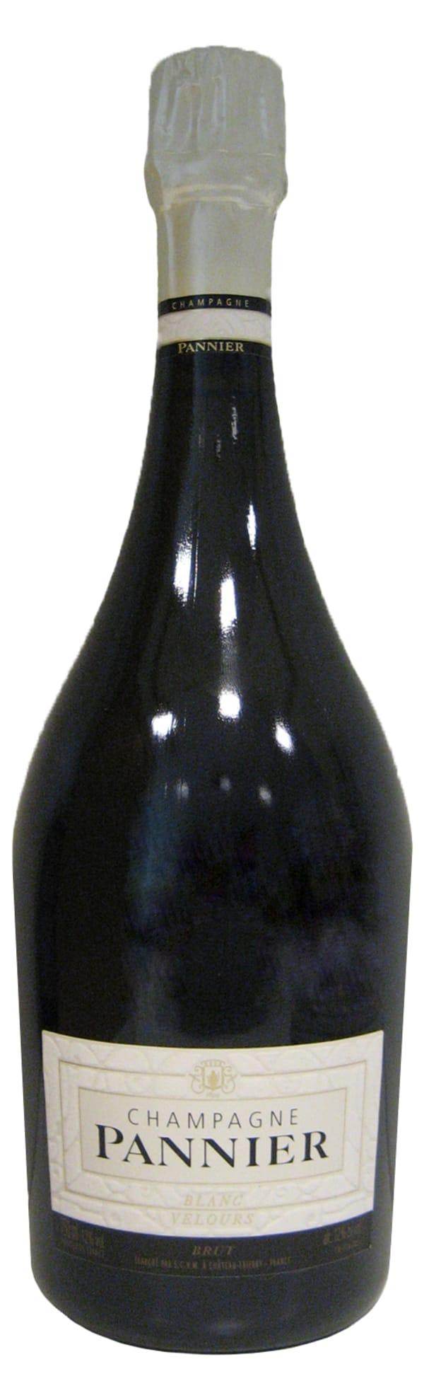 Pannier Blanc Velours Champagne Brut