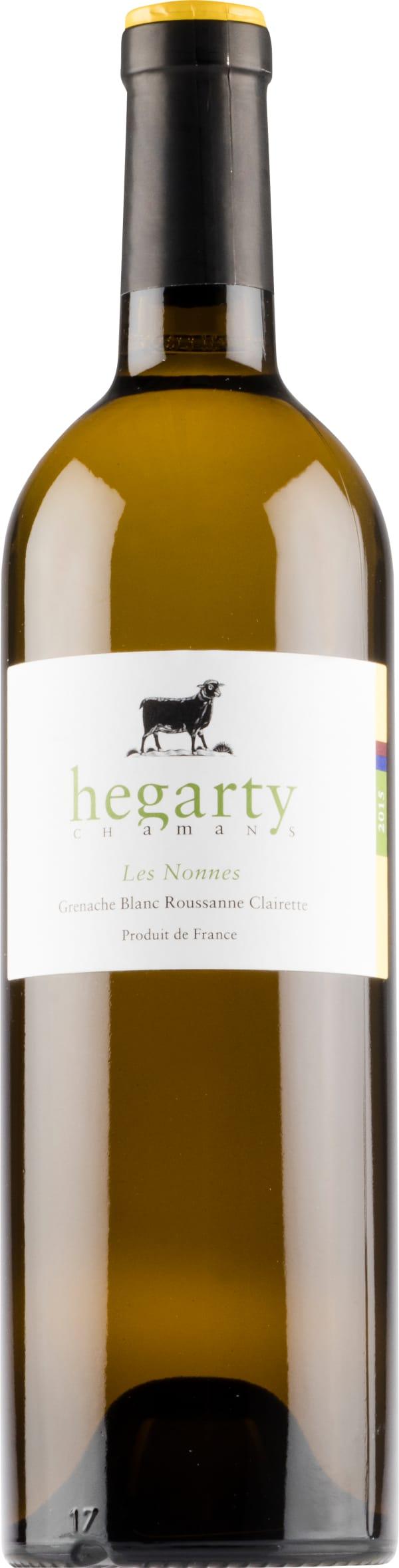 Hegarty Chamans Les Nonnes 2016
