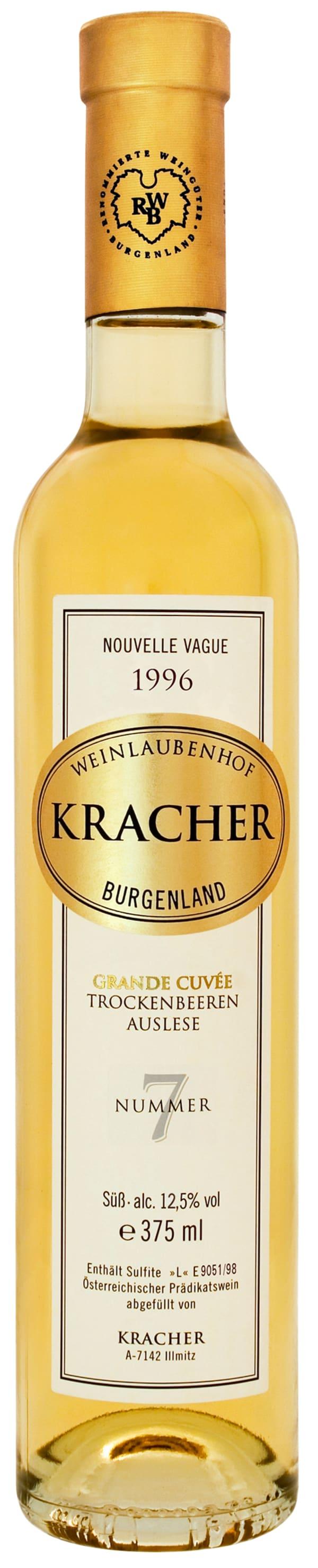 Kracher Grande Cuvée Trockenbeerenauslese Nummer 7 1996