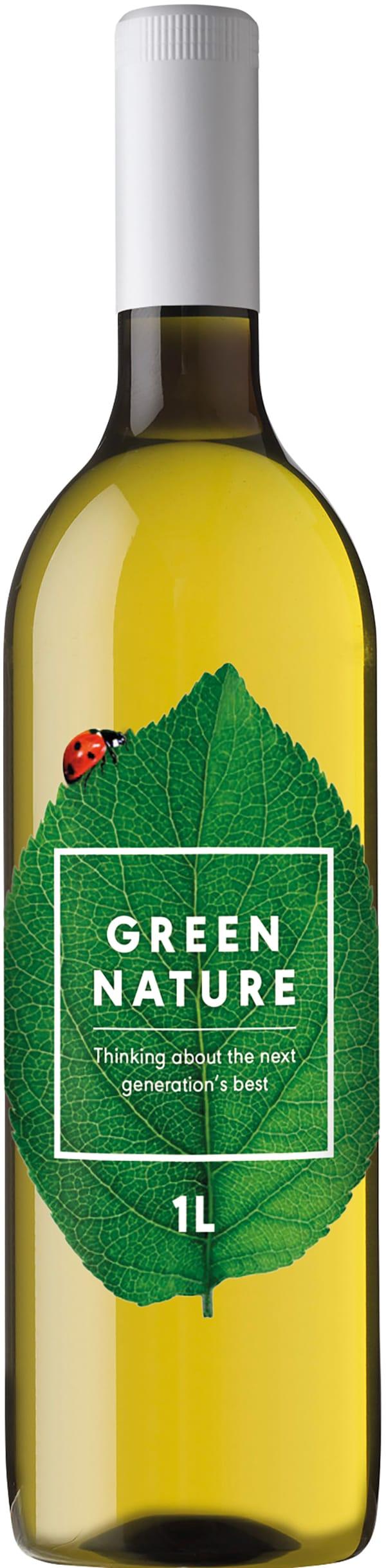 Green Nature plastflaska