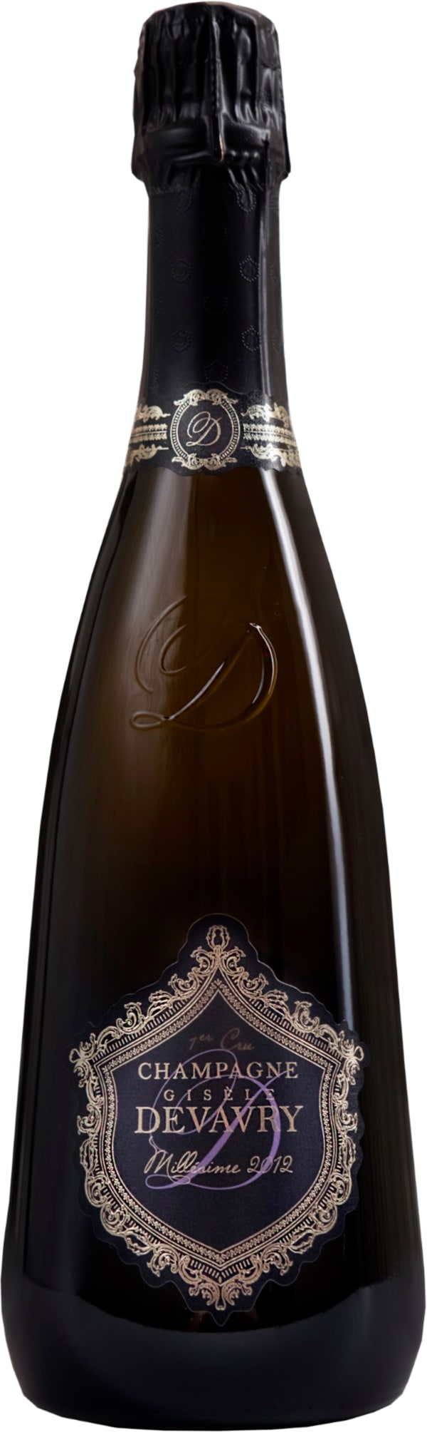 Gisèle Devavry Millésime Champagne Champagne Brut 2012