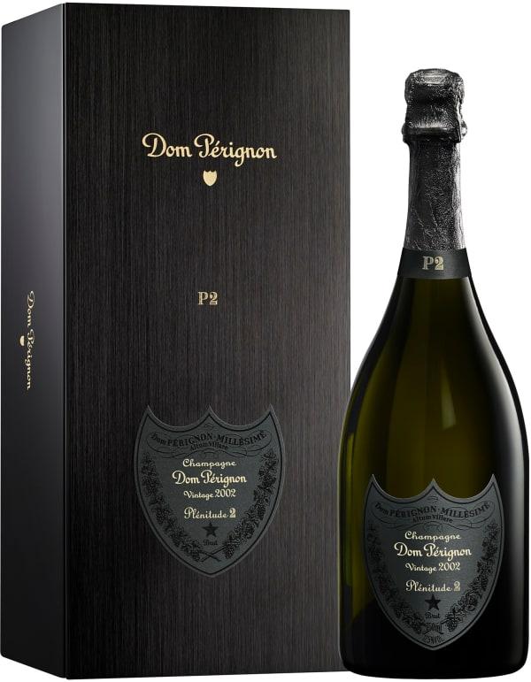 Dom Pérignon Vintage P2 Champagne Brut 2002