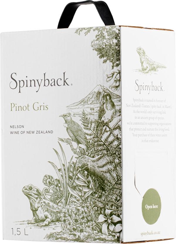 Spinyback Pinot Gris 2020 lådvin