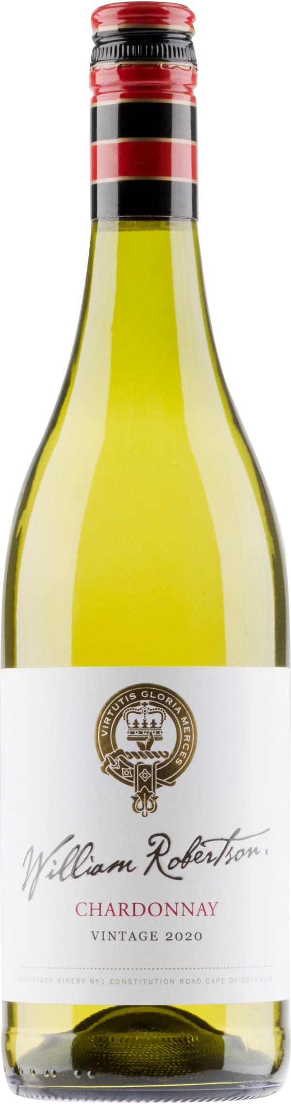 William Robertson Chardonnay 2020