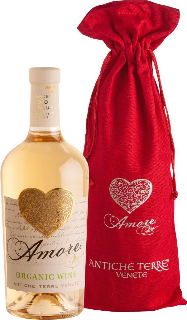 Antiche Terre Amore Oro Bianco 2017 presentförpackning