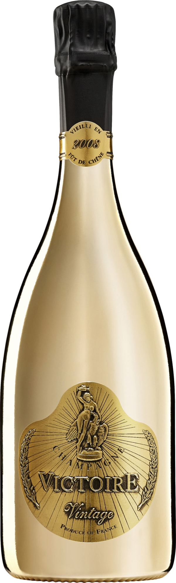 Victoire Limited Edition Fût de Chêne Vintage Champagne Brut 2008