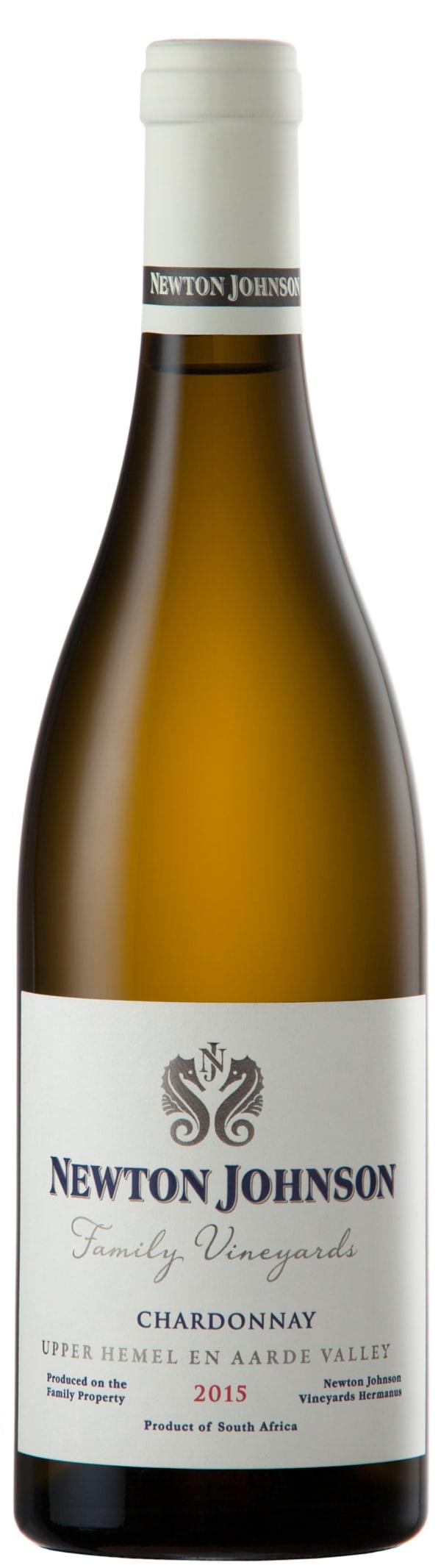 Newton Johnson Chardonnay 2015