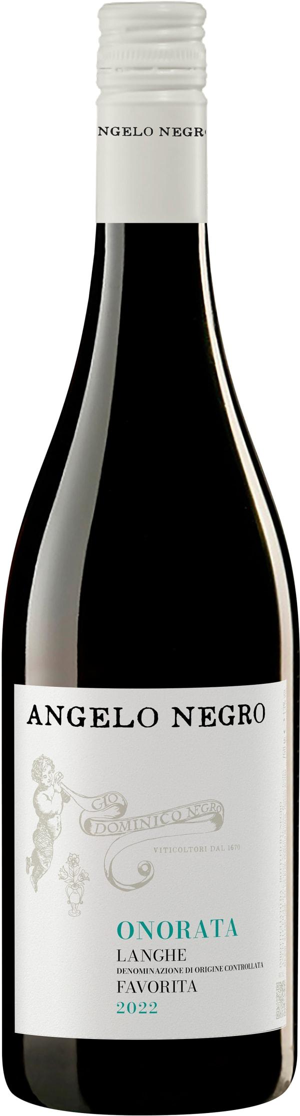 Angelo Negro Onorata Favorita 2019