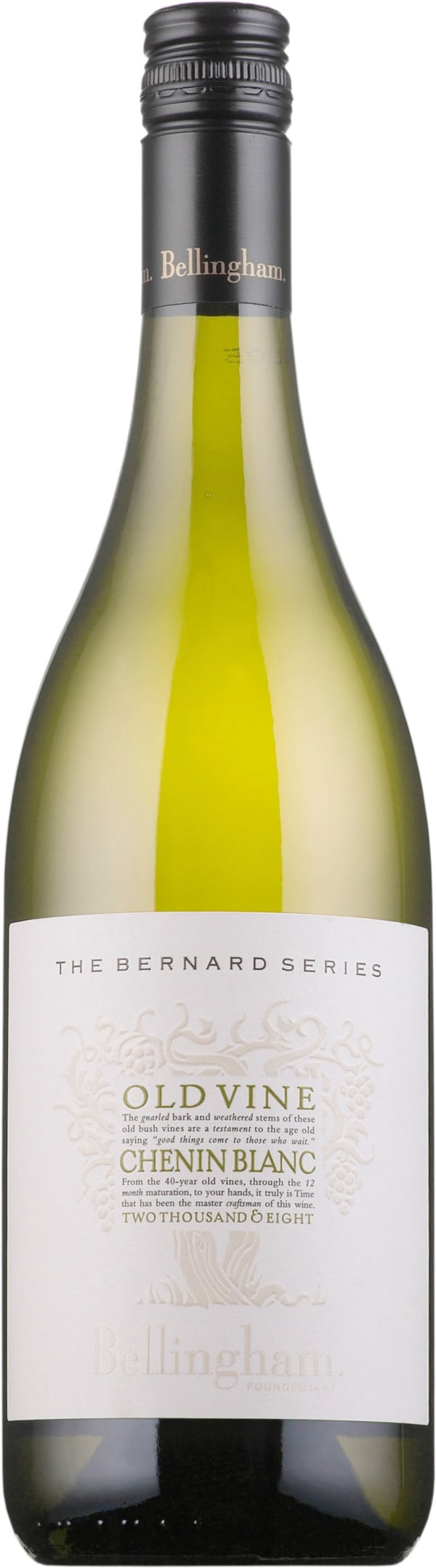 Bellingham The Bernard Series Old Vine Chenin Blanc 2017