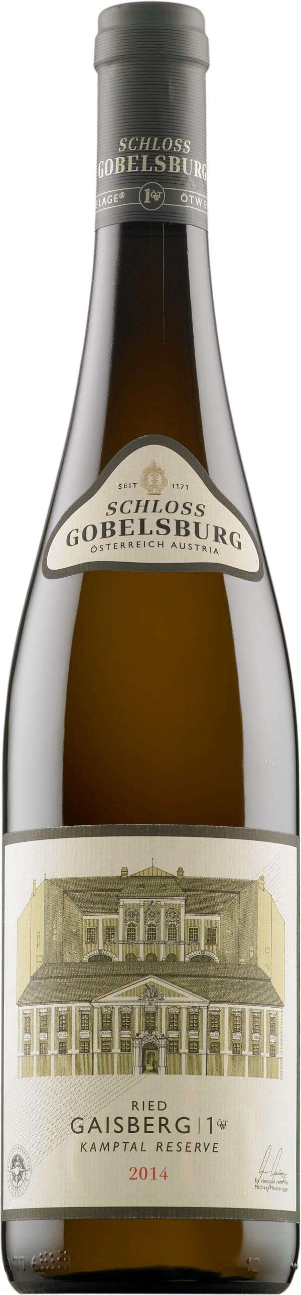 Schloss Gobelsburg Ried Gaisberg Riesling 2014