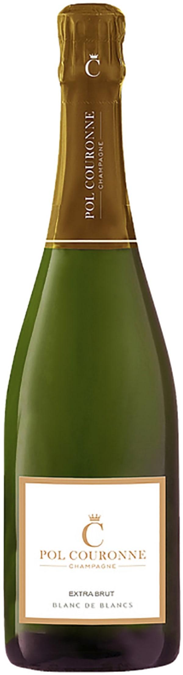 Pol Couronne Grand Cru Blanc de Blancs Champagne Extra Brut