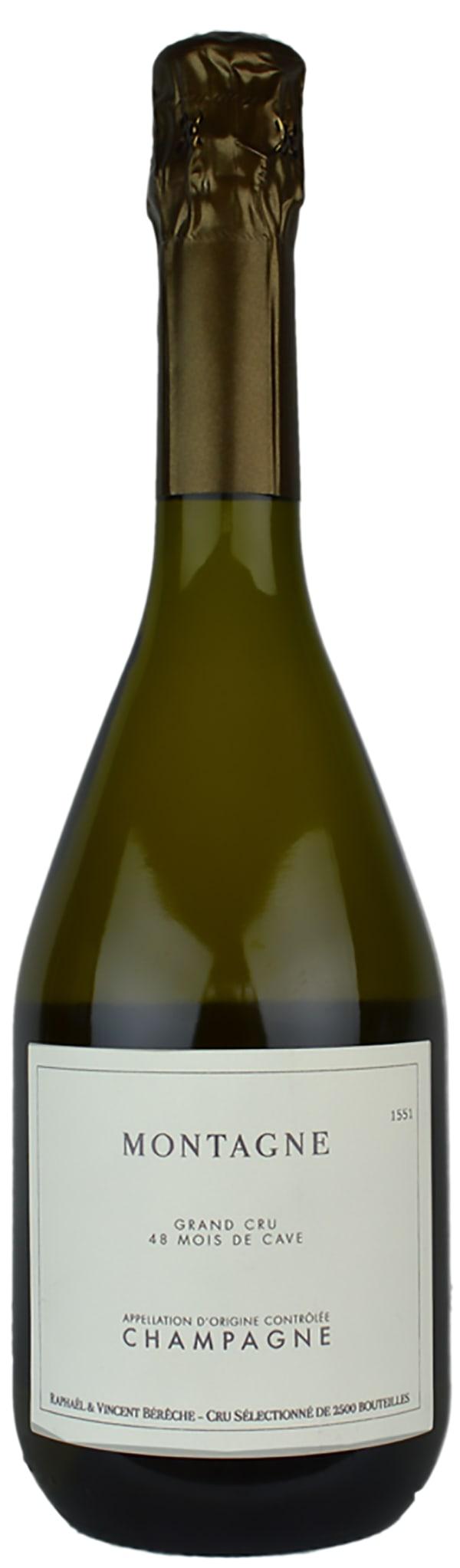 Bérèche Montagne Verzenay Grand Cru Champagne Extra Brut