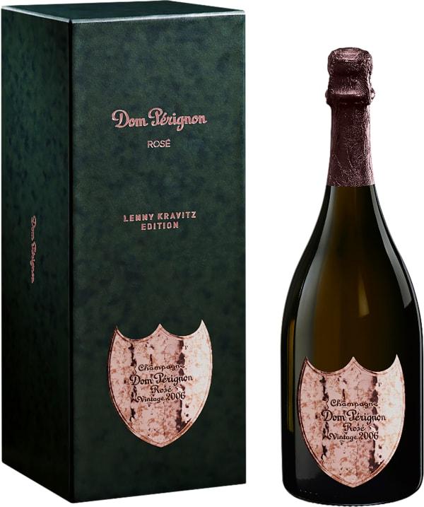 Dom Pérignon Rosé Vintage Lenny Kravitz Edition Champagne Brut 2006