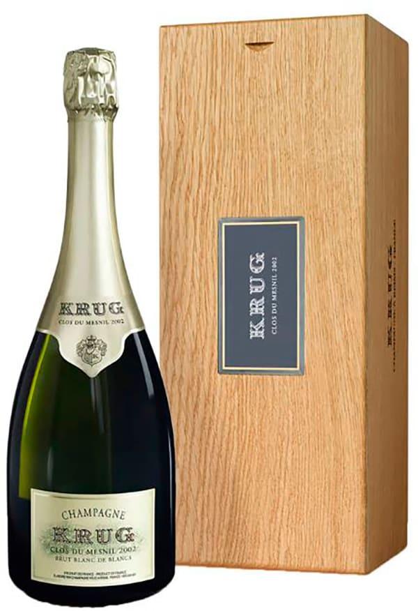 Krug Clos du Mesnil Blanc de Blancs Champagne Brut 2002