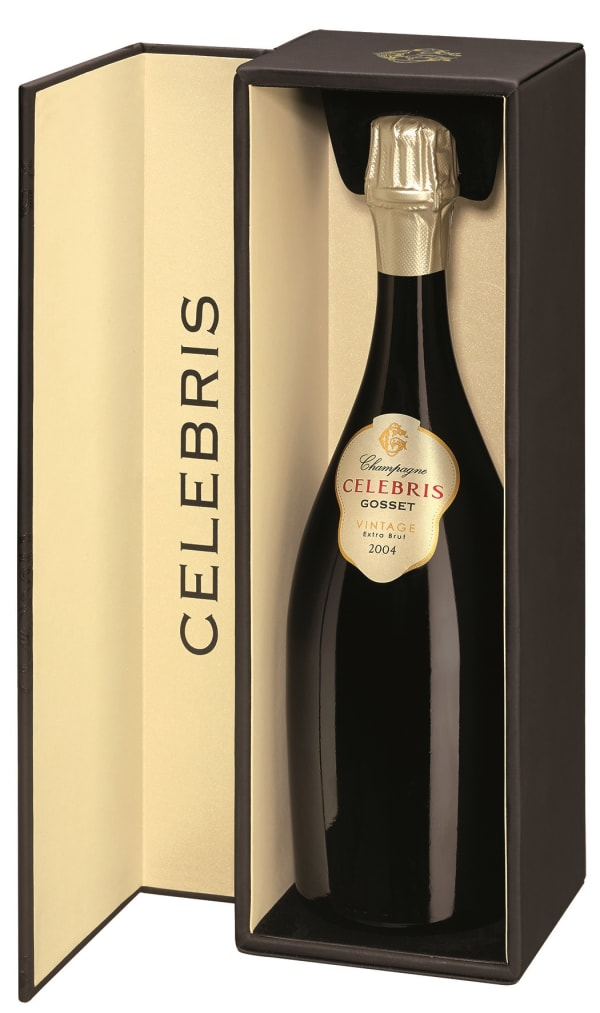 Gosset Celebris Vintage Champagne Extra Brut 2004