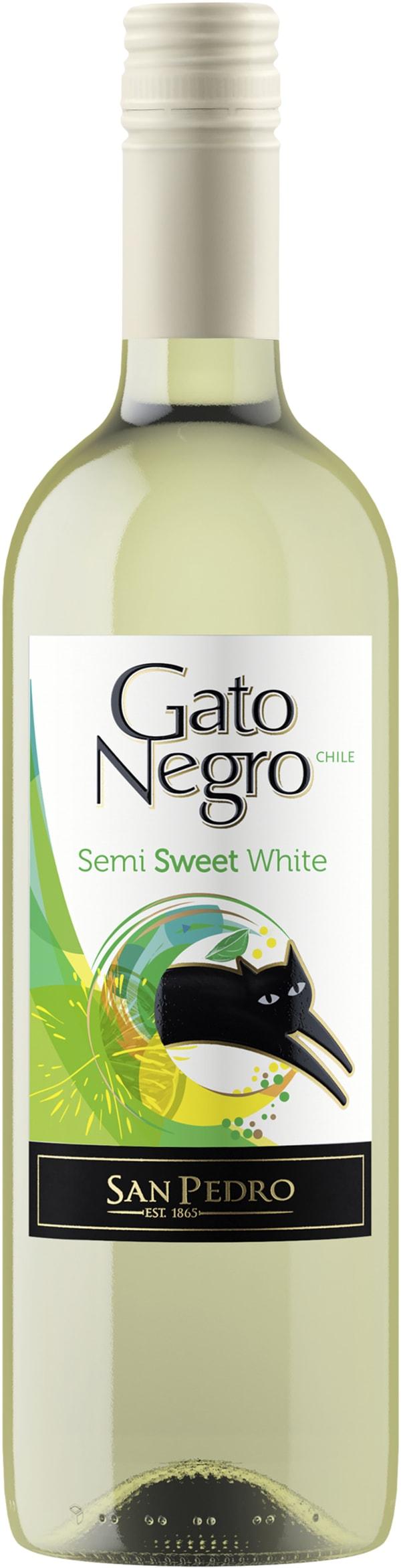 Gato Negro Semi Sweet White 2018