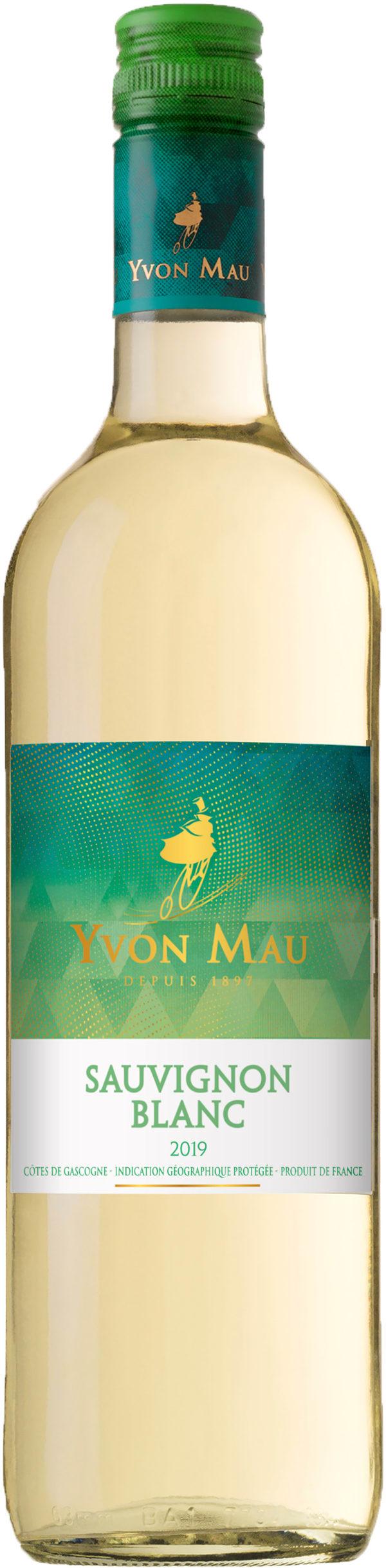 Yvon Mau Sauvignon Blanc 2019