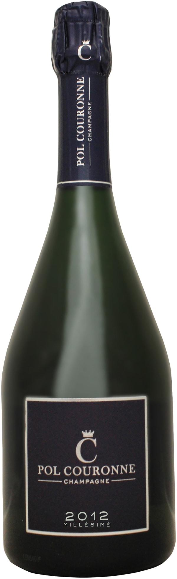Pol Couronne Millésimé Champagne Brut 2012