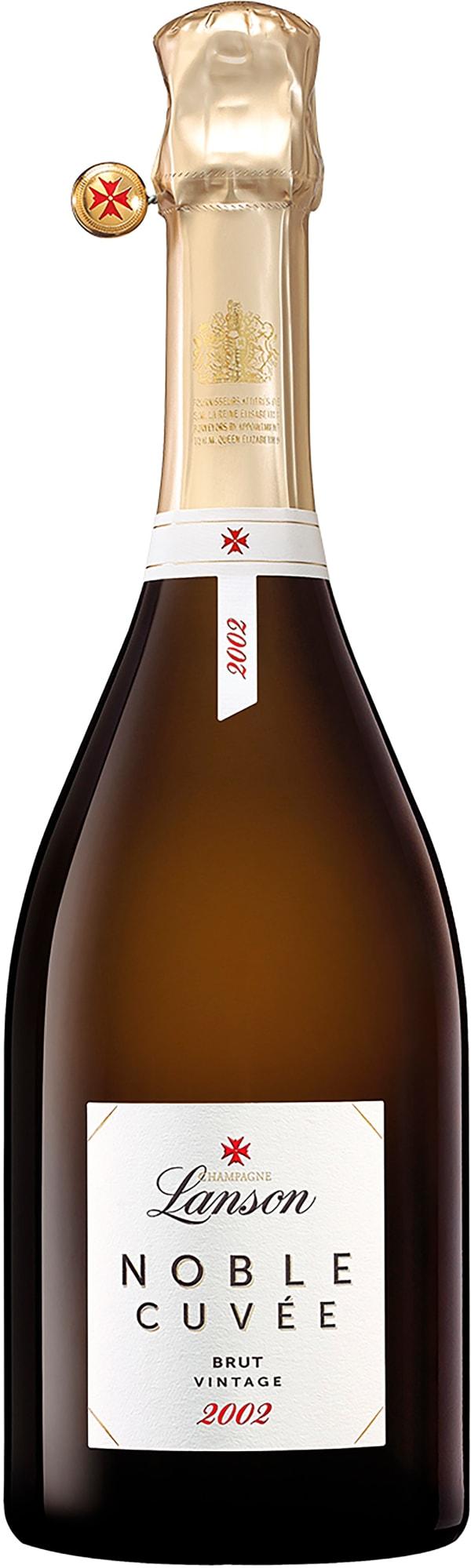 Lanson Noble Cuvée Vintage Champagne Brut 2002