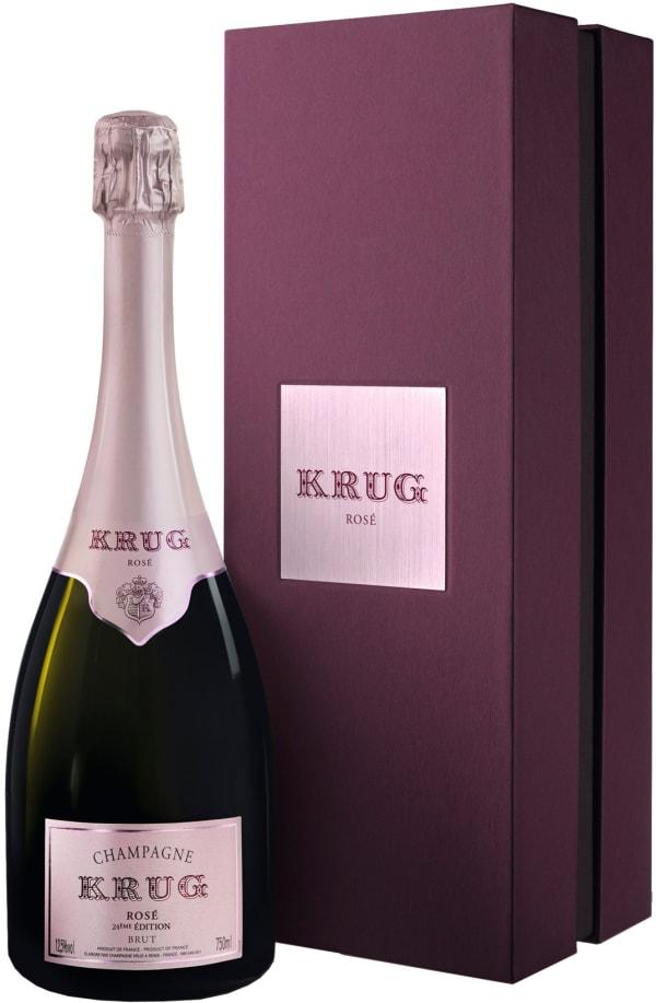 Krug Rosé 24ème Édition Champagne Brut